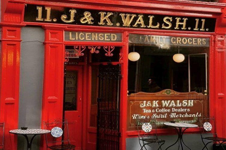 Irish Whiskey Magazine - Whiskey Bars - J. & K. Walsh Victorian Spirit Grocer 2