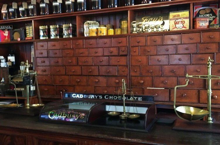 Irish Whiskey Magazine - Whiskey Bars - J. & K. Walsh Victorian Spirit Grocer 3