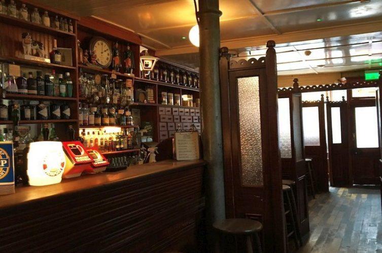 Irish Whiskey Magazine - Whiskey Bars - J. & K. Walsh Victorian Spirit Grocer 4