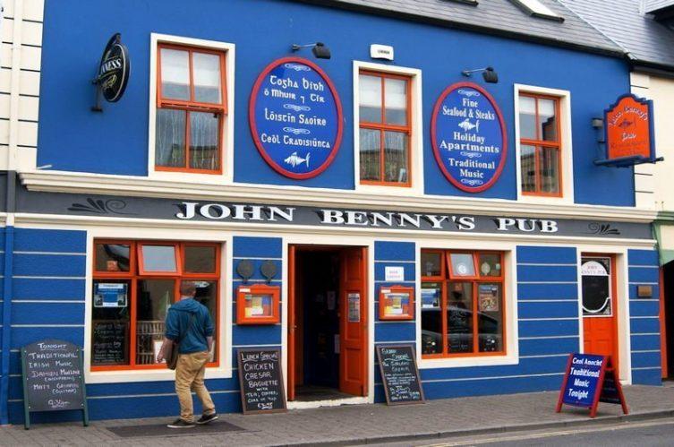 Irish Whiskey Magazine - Whiskey Bars - John Benny's Pub 3