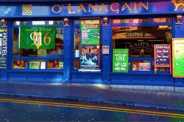 Irish Whiskey Magazine - Whiskey Bars - Lanigans (1)