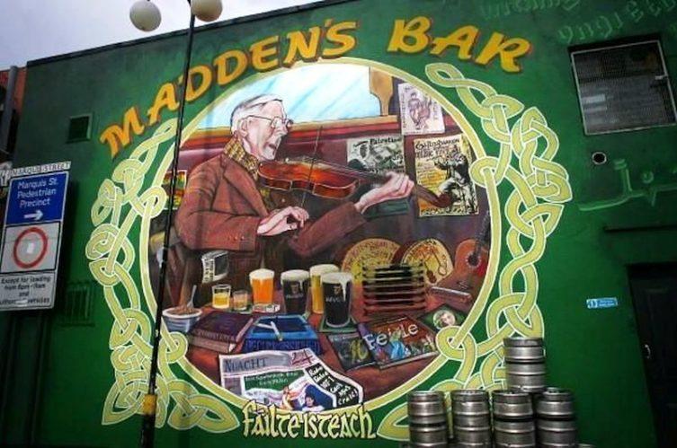 Irish Whiskey Magazine - Whiskey Bars - Maddens Bar 2
