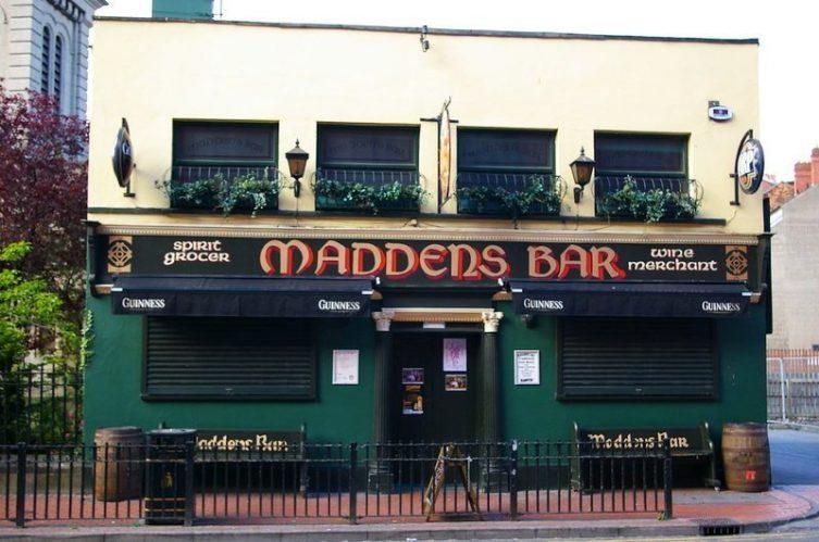 Irish Whiskey Magazine - Whiskey Bars - Maddens Bar 3