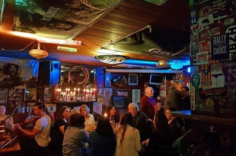 Irish Whiskey Magazine - Whiskey Bars - Maddens Bar 4