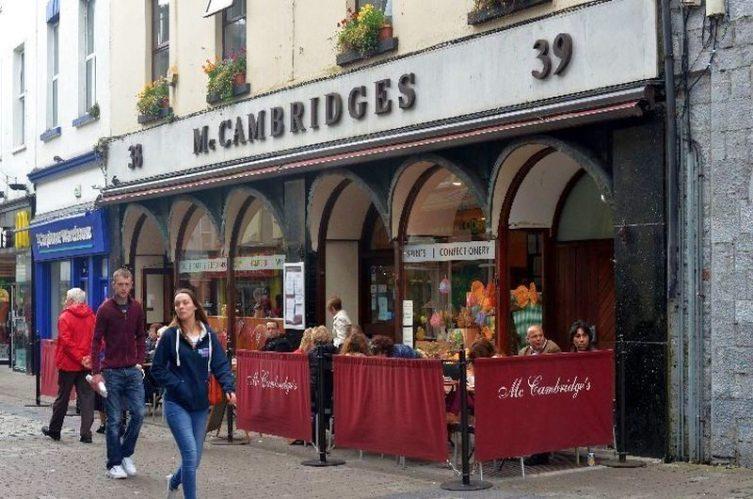 Irish Whiskey Magazine - Whiskey Bars - McCambridges 2