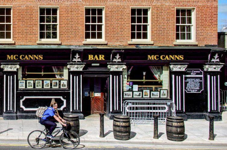 Irish Whiskey Magazine - Whiskey Bars - McCanns2
