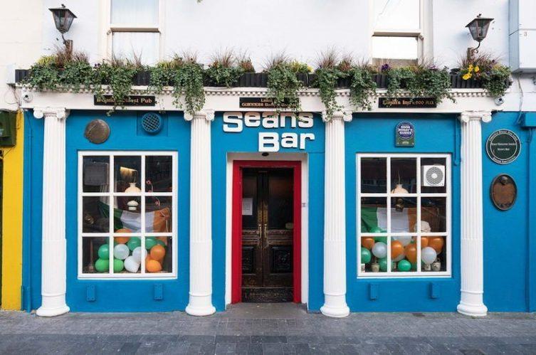 Irish Whiskey Magazine - Whiskey Bars - Sean's Bar 4