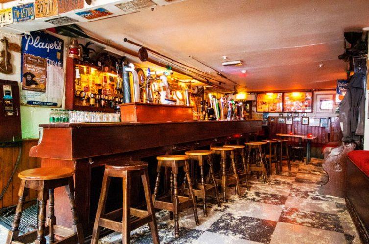 Irish Whiskey Magazine - Whiskey Bars - Sean's Bar 5
