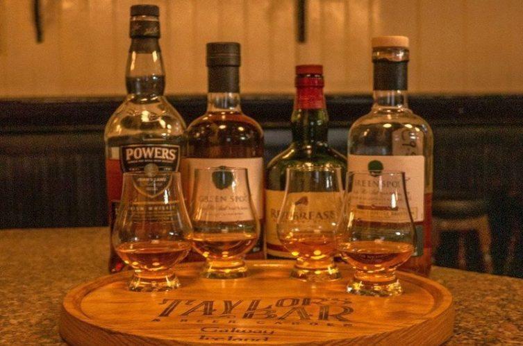 Irish Whiskey Magazine - Whiskey Bars - Taylors Bar (3)