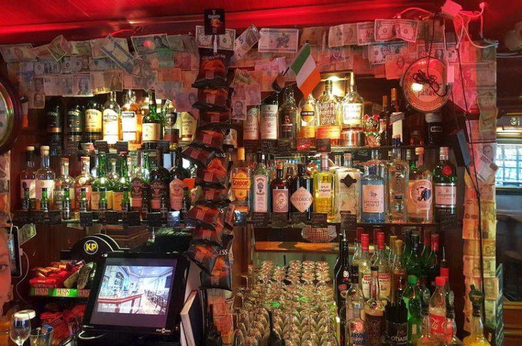 Irish Whiskey Magazine - Whiskey Bars - The Bankers Bar (2)