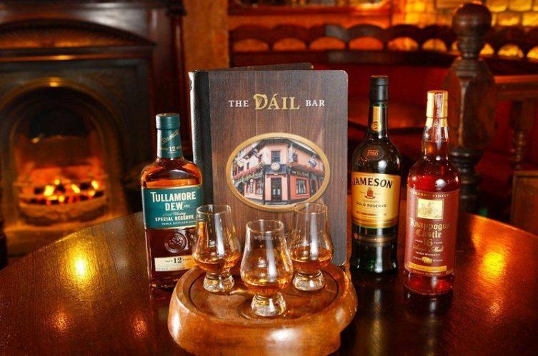 Irish Whiskey Magazine - Whiskey Bars - The Dail Bar (3)