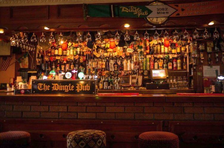 Irish Whiskey Magazine - Whiskey Bars - The Dingle Pub 4