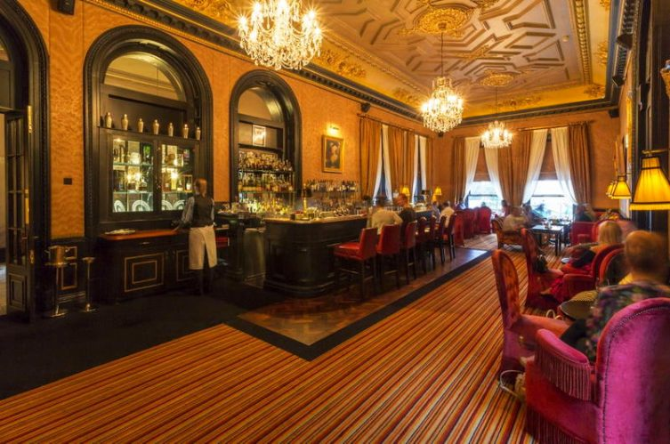 Irish Whiskey Magazine - Whiskey Bars - The Merchant Hotel 2