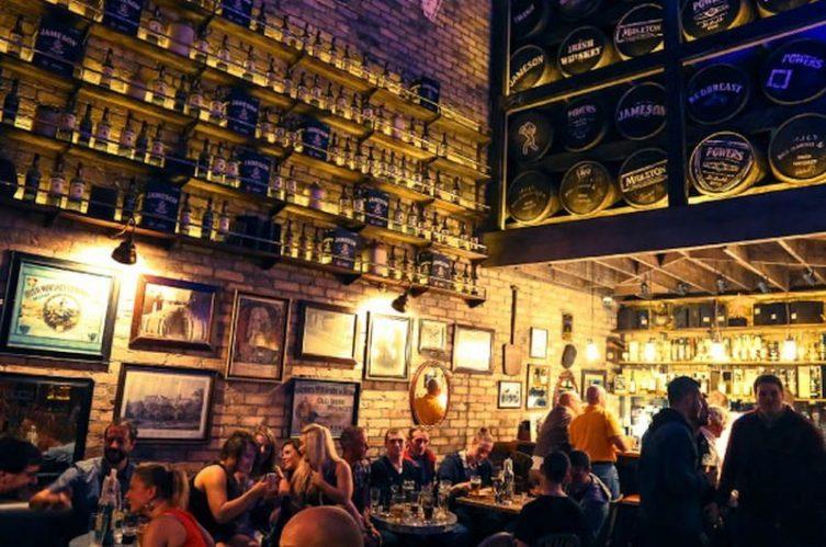 Irish Whiskey Magazine - Whiskey Bars - The Oliver Plunkett 2