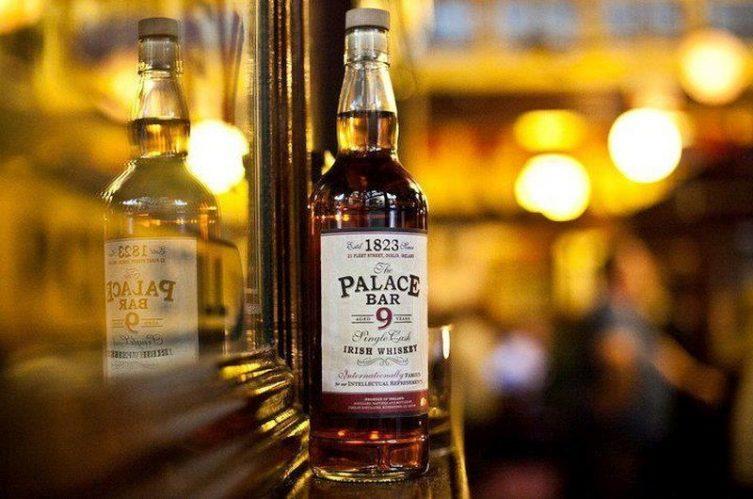 Irish Whiskey Magazine - Whiskey Bars - The Palace Bar (1)