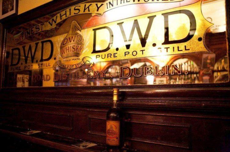 Irish Whiskey Magazine - Whiskey Bars - The Palace Bar (2)