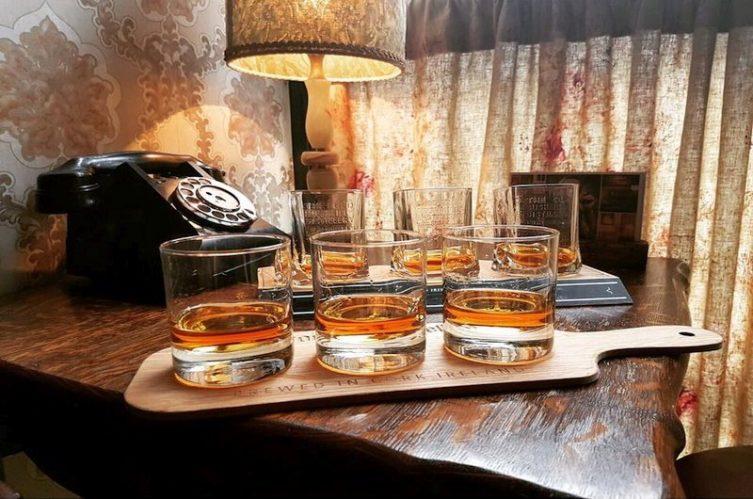Irish Whiskey Magazine - Whiskey Bars - The Rag Trader 2