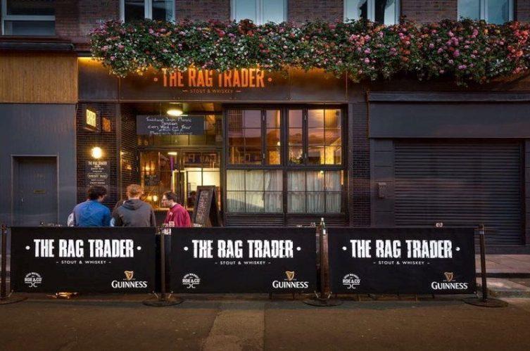 Irish Whiskey Magazine - Whiskey Bars - The Rag Trader 4