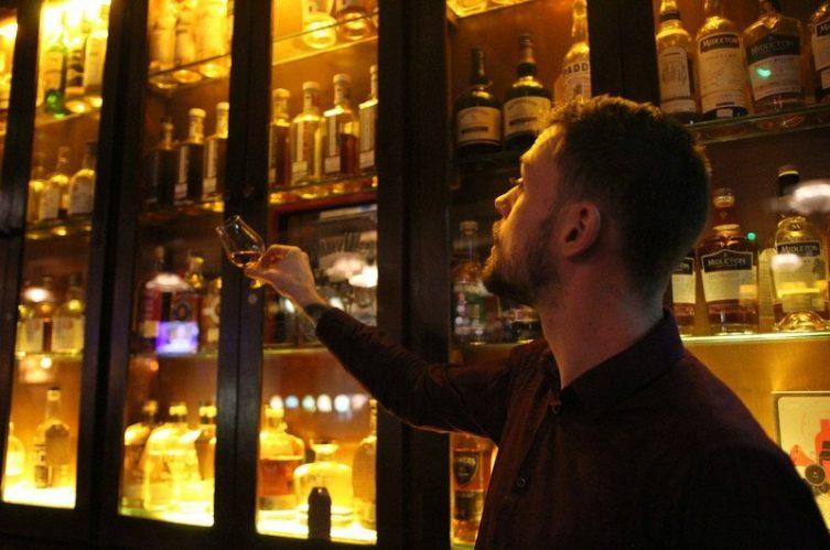 Irish Whiskey Magazine - Whiskey Bars - The Shlebourne Bar Cork 3