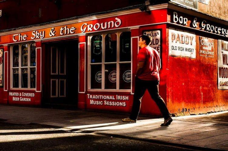 Irish Whiskey Magazine - Whiskey Bars - The Sky & The Ground 2
