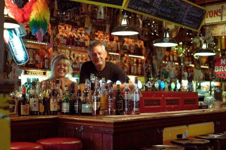 Irish Whiskey Magazine - Whiskey Bars - The Sky & The Ground 3