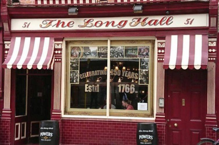 Irish Whiskey Magazine - Whiskey Bars - The long Hall (3)