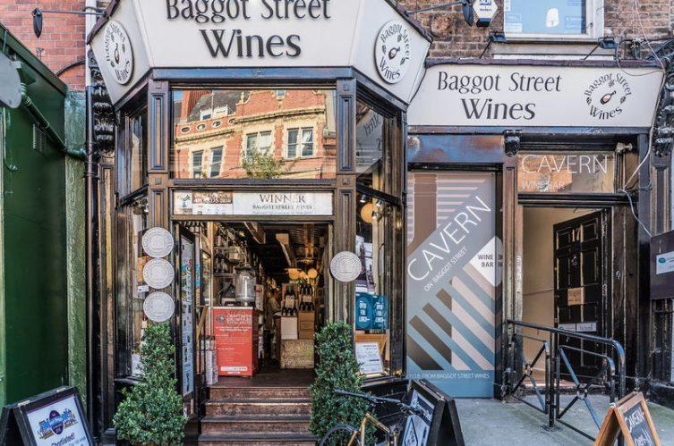 Irish Whiskey Magazine - Whiskey Shops - Baggot Street Wines 3