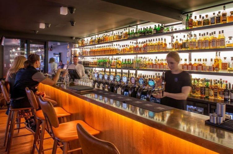 Irish Whiskey Magazine - Whiskey Shops - Celtic Whiskey Bar & Larder 2