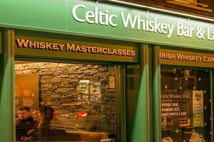 Irish Whiskey Magazine - Whiskey Shops - Celtic Whiskey Bar & Larder 4