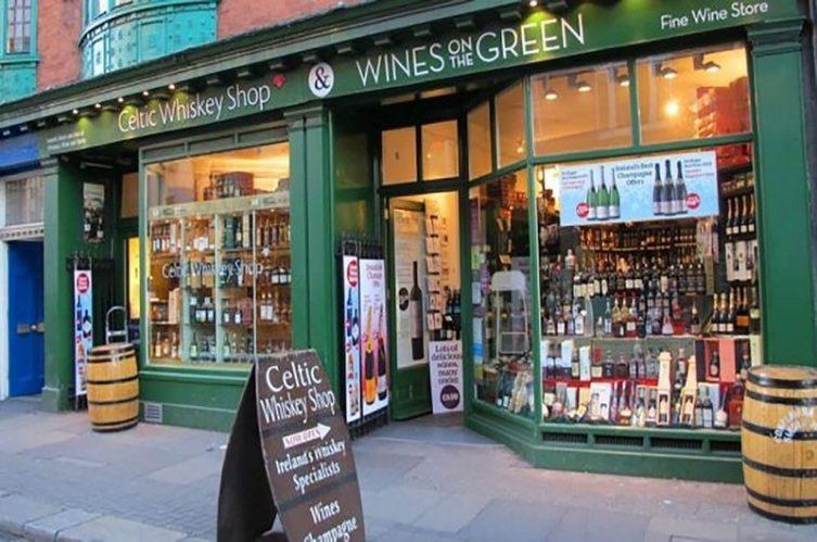 Irish Whiskey Magazine - Whiskey Shops - Celtic Whiskey Shop 2
