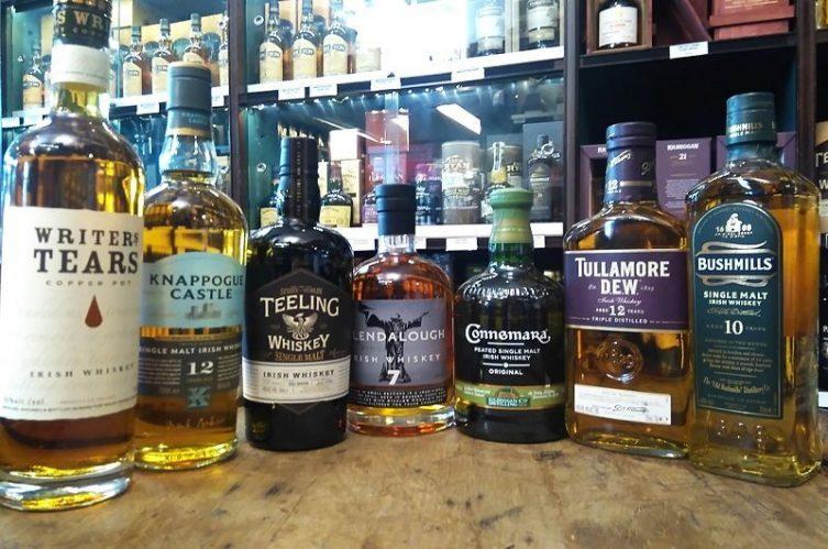 Irish Whiskey Magazine - Whiskey Shops - Celtic Whiskey Shop 4