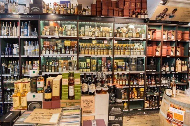 Irish Whiskey Magazine - Whiskey Shops - Celtic Whiskey Shop 5