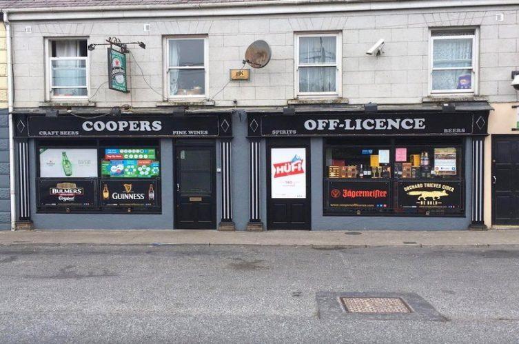 Irish Whiskey Magazine - Whiskey Shops - Coopers Off Licence 2