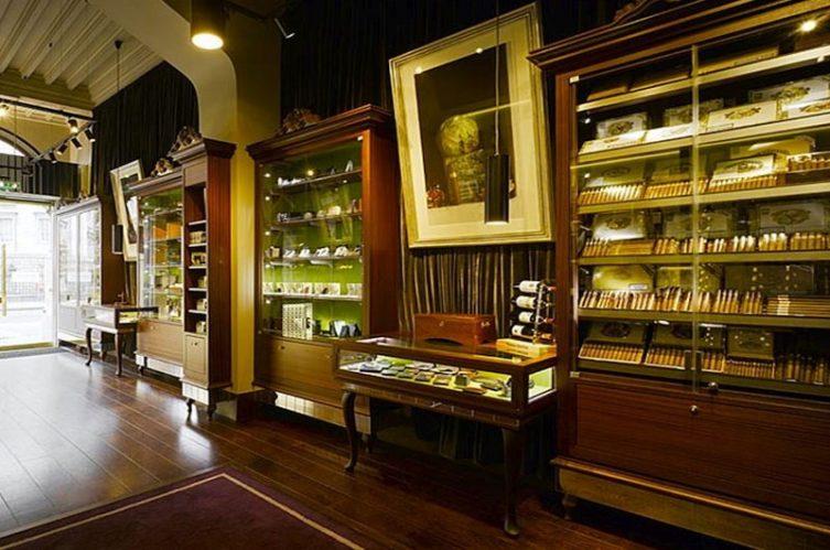 Irish Whiskey Magazine - Whiskey Shops - James Fox Whiskey Shop 3