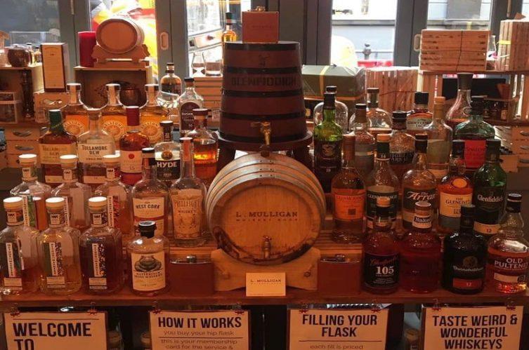 Irish Whiskey Magazine - Whiskey Shops - L Mulligan Whiskey Shop 2