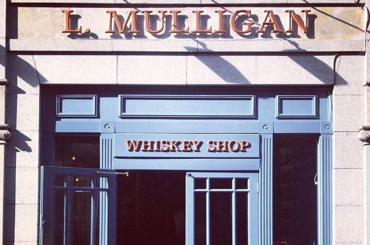 Irish Whiskey Magazine - Whiskey Shops - L Mulligan Whiskey Shop 5