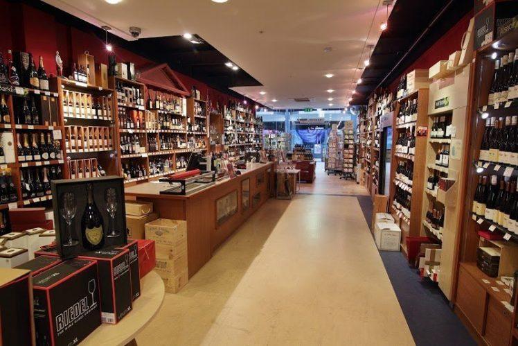 Irish Whiskey Magazine - Whiskey Shops - Mitchell & Sons 2