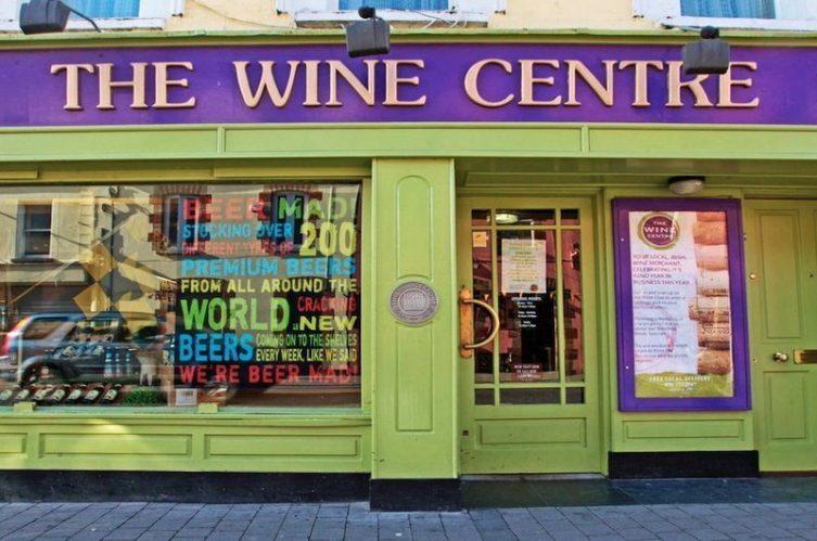 Irish Whiskey Magazine - Whiskey Shops - The Wine Centre 2