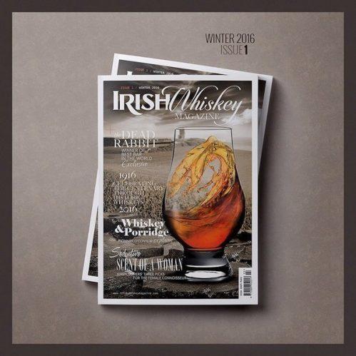Irish Whiskey Magazine -Issue 1