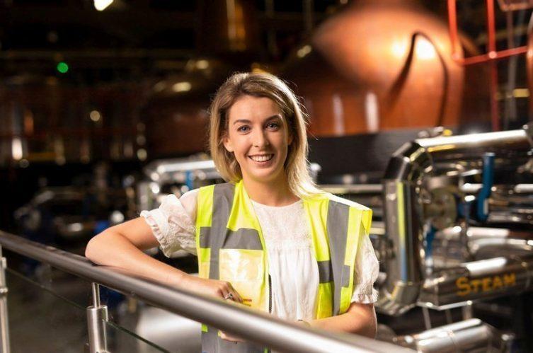 Katherine Condon is appointed Distiller at Midleton Distillery