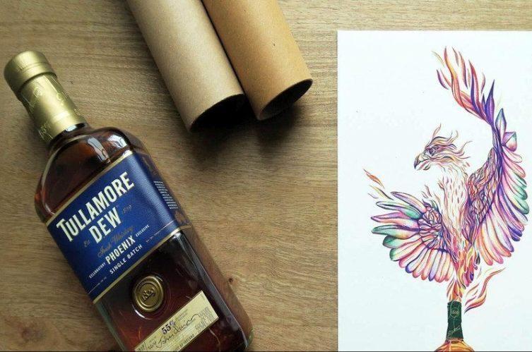 Irish Whiskey Magazine - William Grant & Sons - Tullamore D.E.W. Celebrate A Decade Together