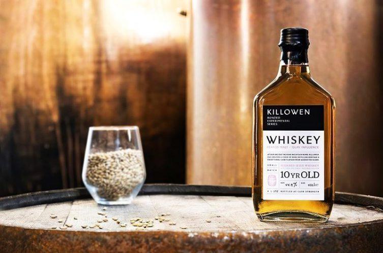 Irish Whiskey Magazine - Killowen Distillery release 10 year old