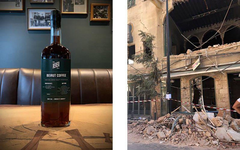 Bar 1661 rebrands Belfast Coffee as Beirut Coffee???