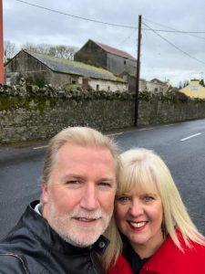 Gareth and Michelle McAllister