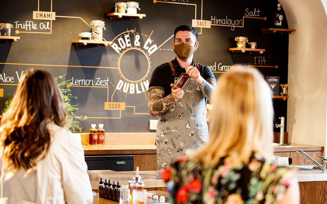 Roe & Co Distillery reopens its doors for the first time since March!