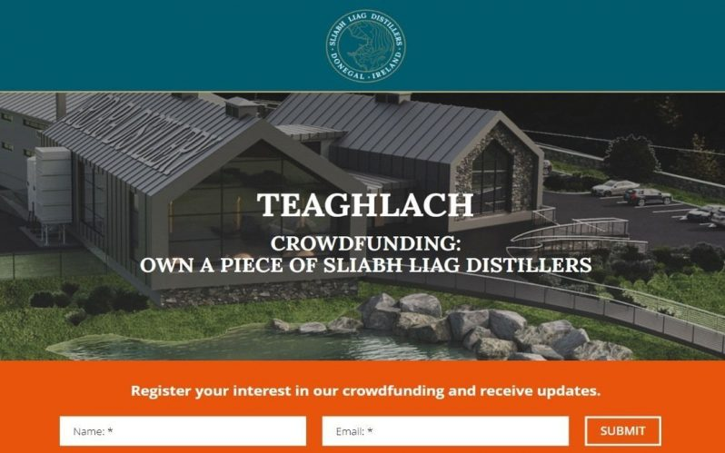 Sliabh Liag to launch crowdfunding project to raise €1.5m