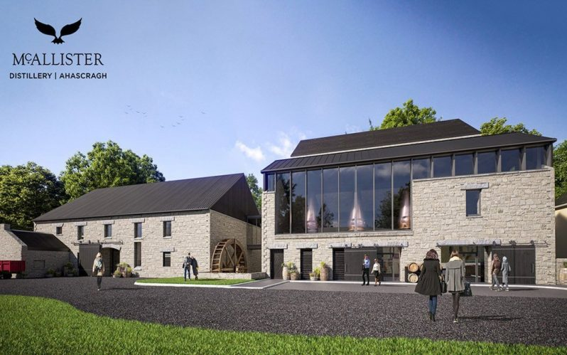 Plans submitted for new distillery in Ahascragh, County Galway