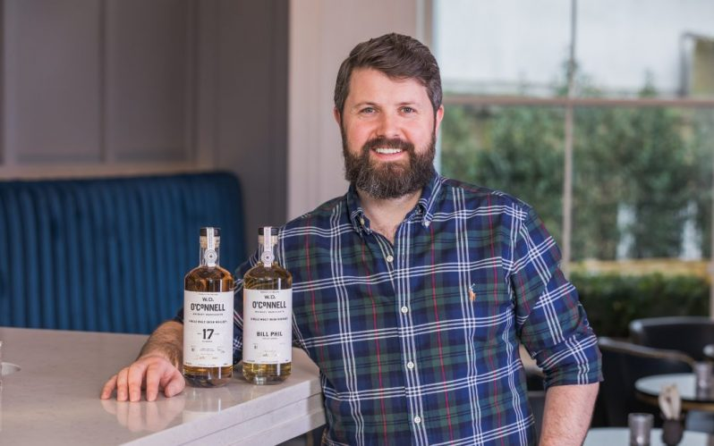 O'Connell Whiskey launches two single cask strength releases