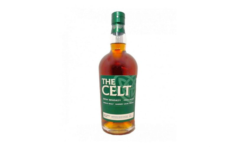 Celtic Whiskey Launches First Batch of The Celt