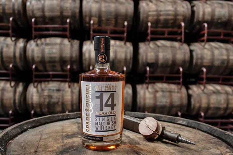 14 year old single malt Irish whiskey Marsala finish release from Connacht Whiskey